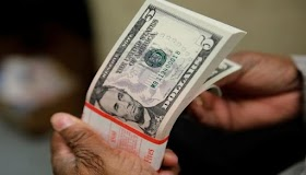 The dollar price in Egypt on Wednesday, December 2, 2020