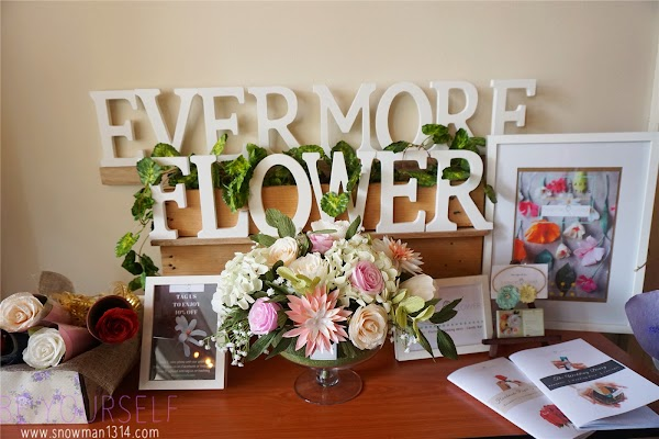 Evermore Flower Launch Party @ Pivoine Peony Boutique and Cafe