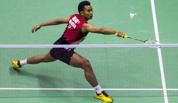 India Open Super Series 2017 Tunggal Putra
