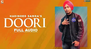 दूरी Doori Lyrics in Hindi | Harinder Samra
