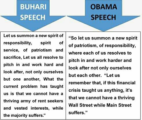 Presidency Apologises For Buhari's Plagiarising Of Obama's Speech