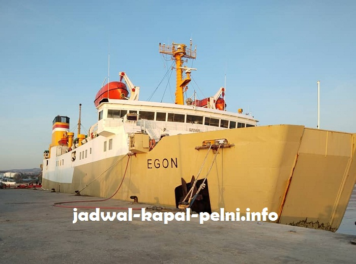 Jadwal Kapal Pelni Egon Bulan Agustus 2019 Kapal Pelni