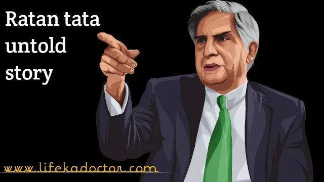 ratan tata biography in Hindi, Ratan tata life story