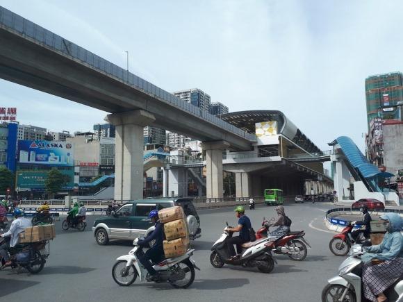 Cát Linh - Hà Đông: Phía Trung Quốc lại đòi 50 triệu USD, 16 năm vẫn chưa hoạt động nổi