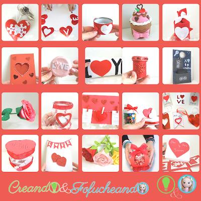 20 ideas san valentín