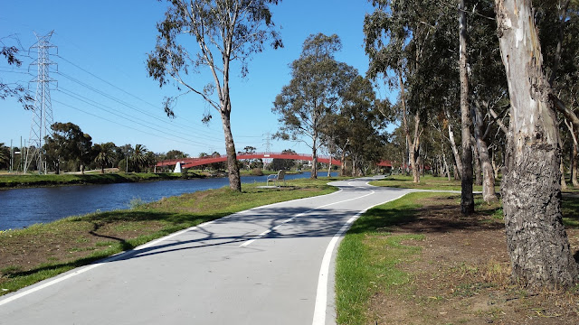 Pipemakers Park Maribyrnong