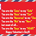 Happy Valentines Day Messages, Love SMS, Greetings Messages 2017
