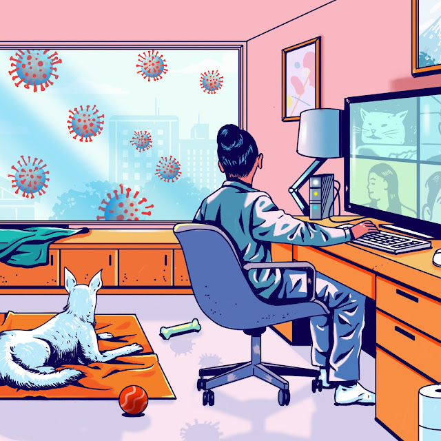 REMOTE WORK: THE FUTURE OF US CORPORATION?