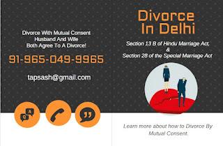Mutual Divorce
