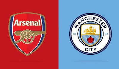 Live Streaming Arsenal vs Manchester City EPL 16.12.2019