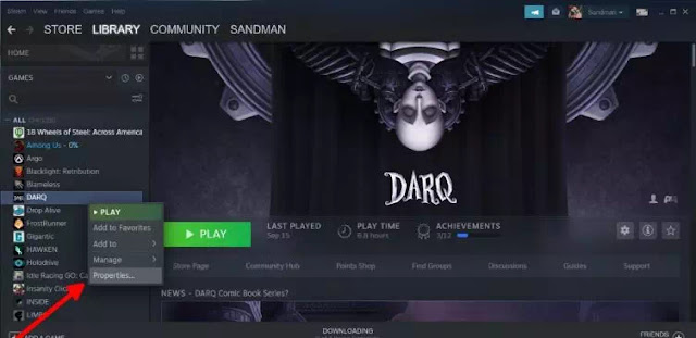 cara mainkan game steam dalam safe mode-1