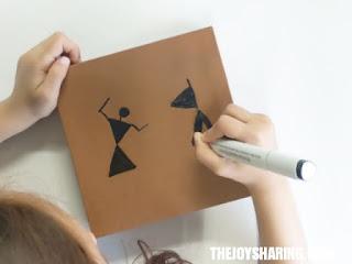 Simple Art Designs For Kids