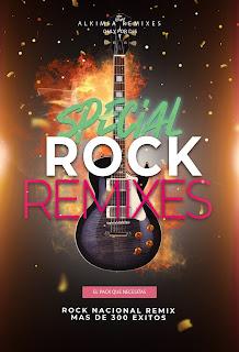 ROCK REMIXES (PARTE 2) - ALKIMIA REMIXES