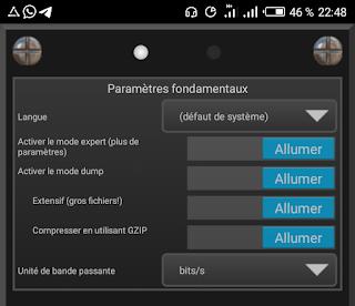Your-Freedom Configuration dans Généralités
