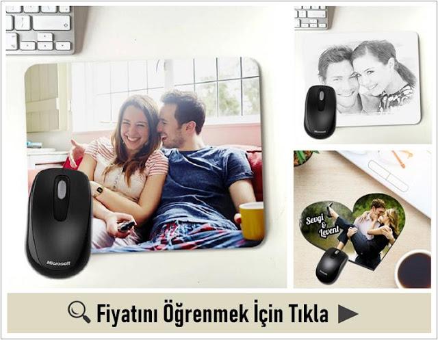 fotoğraflı mouse pad