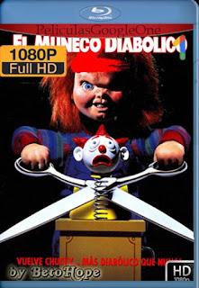 Chucky El Muñeco Diabolico 2 [1990] [1080p BRrip] [Latino-Inglés] [GoogleDrive] RafagaHD