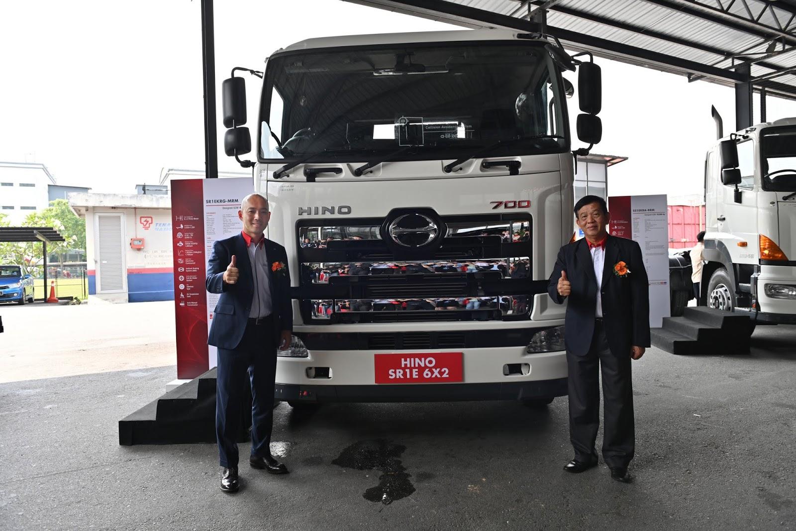 Motoring-Malaysia: Hino Malaysia Launches the HINO 700 Series Heavy