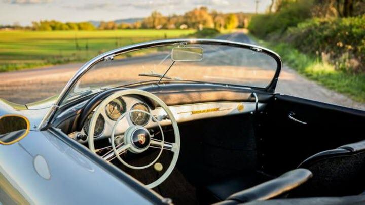 Hàng độc Porsche Speedster 356A 1958 lên sàn rao bán