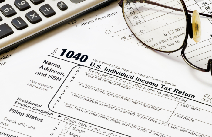 pay for a tax preparer