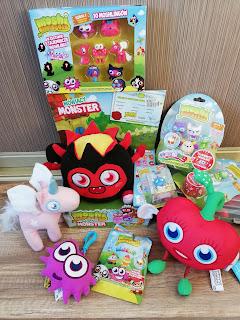Moshi Monsters na blogu atrakcyjne wakacje z dzieckiem, sklep kupzabawke.pl