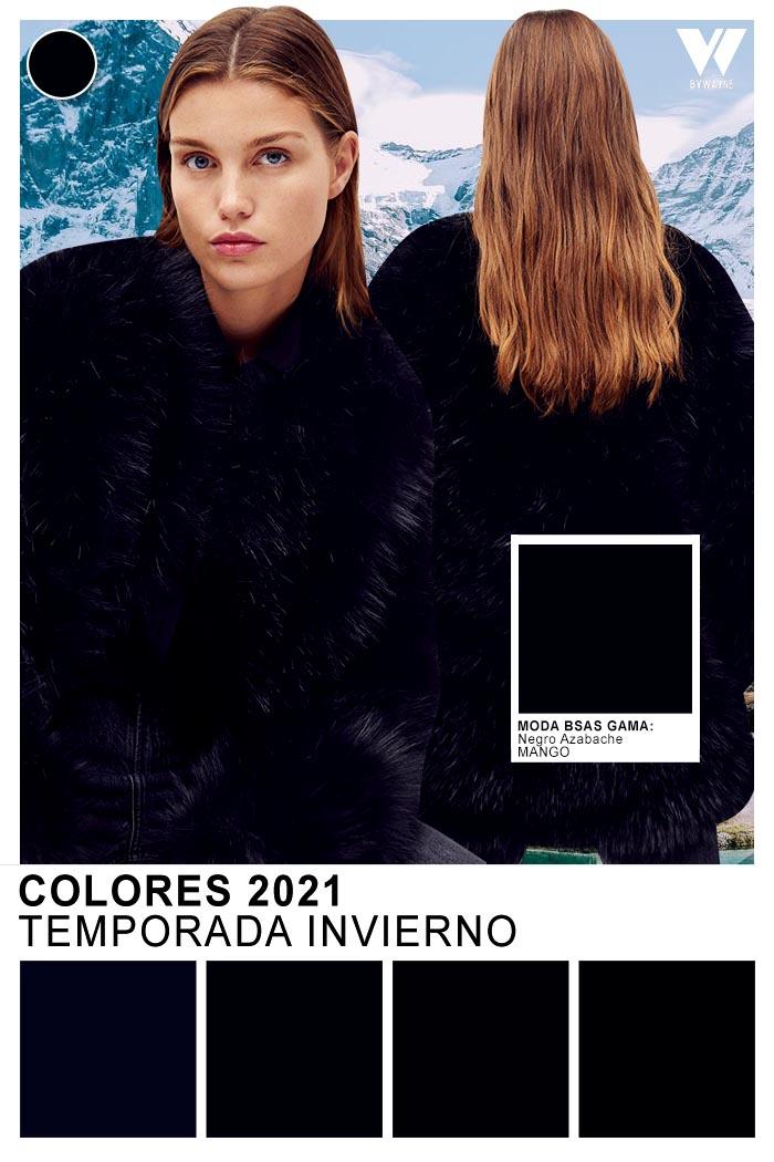 colores abrigos moda otoño invierno 2021