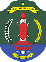 Logo Kabupaten Nunukan PNG