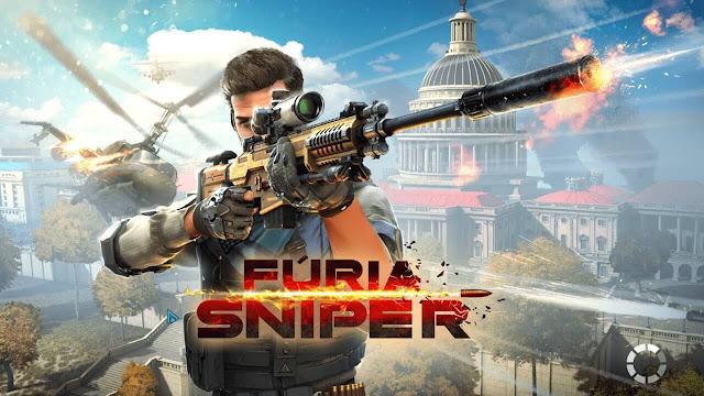 Fúria Sniper - jogo de atirador de elite grátis