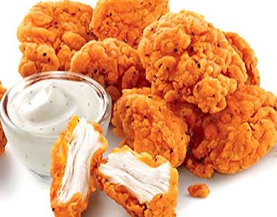Foto Resep Chicken Popcorn Renyah Crispy Asli Enak