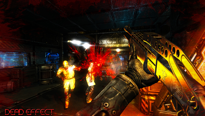 Dead Effect Game Free Download | Highly Compressed
