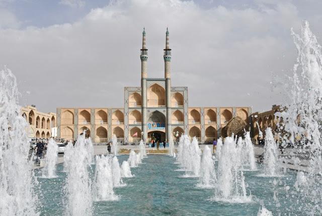 IRAN (3): OP ONTDEKKING DOOR HET VOORMALIGE PERZIË