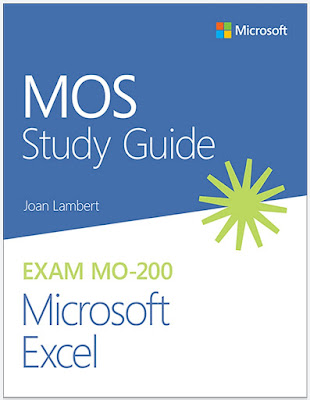 MOS Study Guide for Microsoft Excel Exam MO-2020