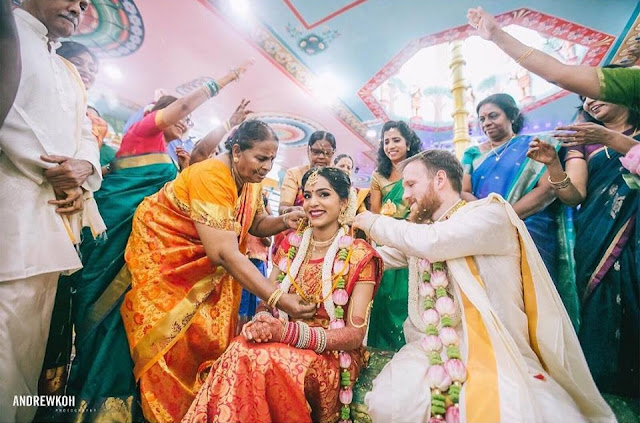 Indian wedding in Malaysia
