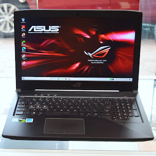 Laptop Gaming ASUS ROG Strix GL503V Core i7 Double VGA