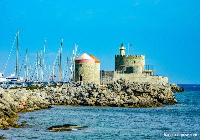Ilha de Rodes, Grécia