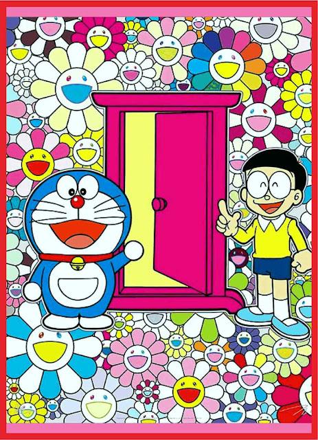 gambar-kartun-doraemon-banyak