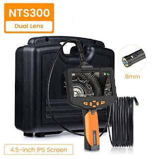 Jual Borescope Inspection Teslong NTS300 Tlp 0812-8222-998