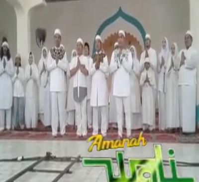Lagu Ost  Amanah Wali