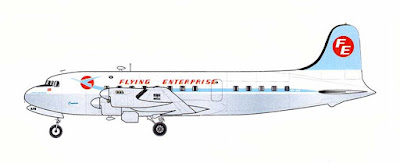 SL460R - Canadair DC-4M-4 Argonaut picture 1