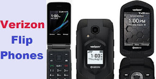 Verizon Flip Phones for Seniors