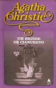 Resenha: Um Brinde de Cianureto, Agatha Christie