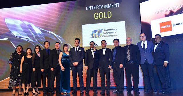 gsc gold award Putra Brand Awards 2017