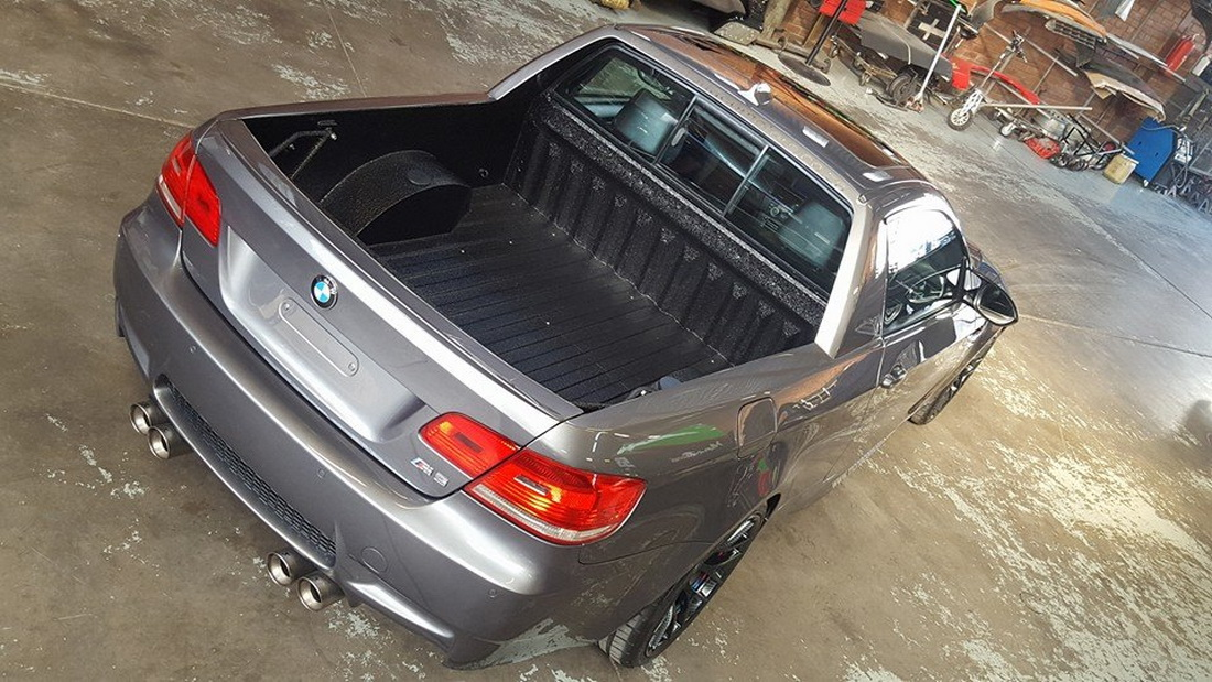 El Camino Who BMW M3 E92 Pickup Truck Hits The Streets