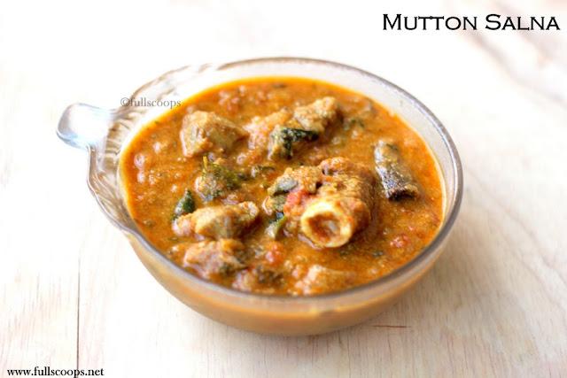 Mutton Salna