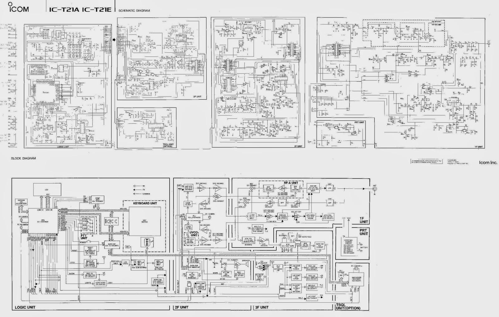 Icom Ic 746 Owners manual