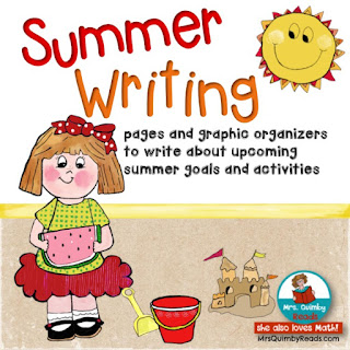 writing, literacy instruction, end of year activities, teaching resources for elementary school