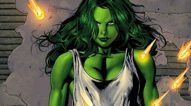She Hulk, MDCZ