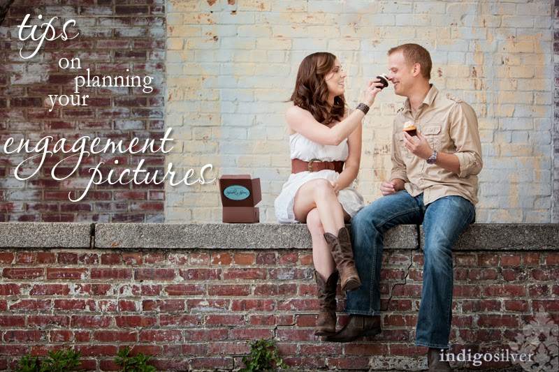 tips for planning engagement pictures