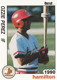 Ozzie Perez, Started In – 18