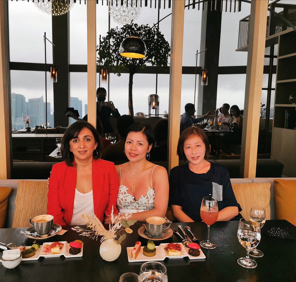 Crystal Phuong- Singapore Lifestyle Blog- 36th birthday celebration