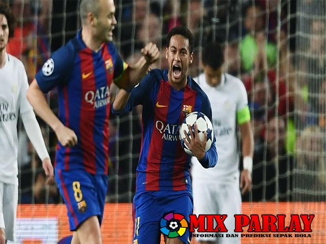 Neymar : Mengalahkan PSG Dengan Barcelona Adalah Salah Satu Momen Terbaik Saya Di Sepak Bola